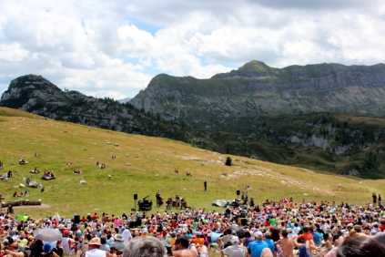 Le Dolomite, Alto Adige, Italy.